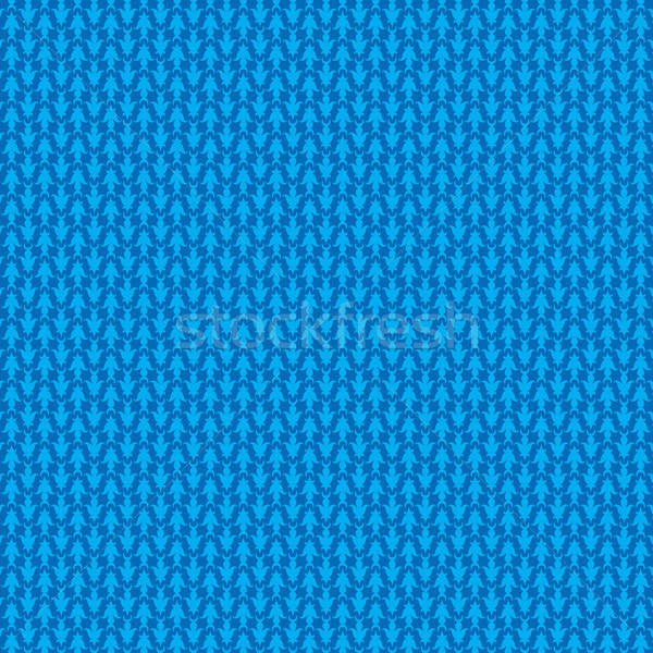 Azul abstrato fundo Foto stock © artizarus