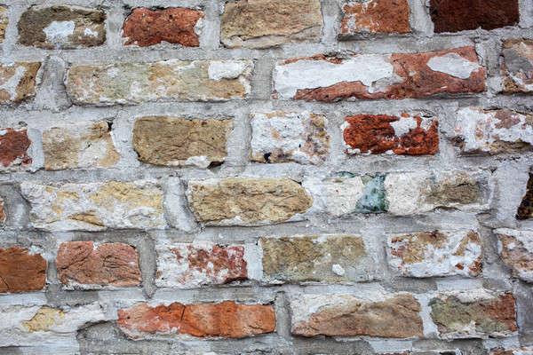 brick wall texture Stock photo © artjazz