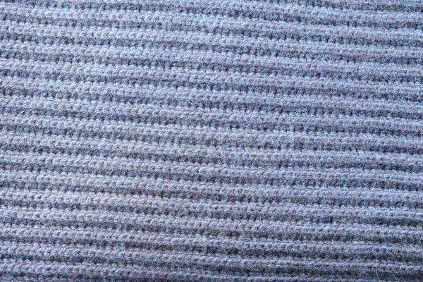 abstract texture of soft knitted fabric with a pattern Stock photo © artjazz