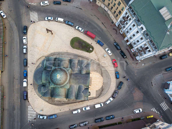 Top мнение Церкви предположение девственница район Сток-фото © artjazz
