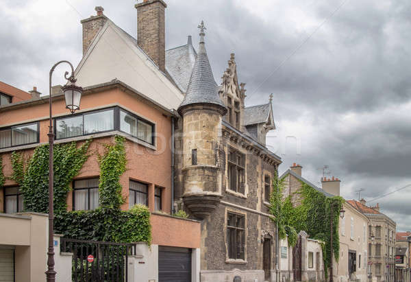 Architecture in France Stock photo © artjazz