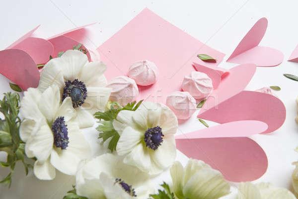 concept valentine card Stock photo © artjazz