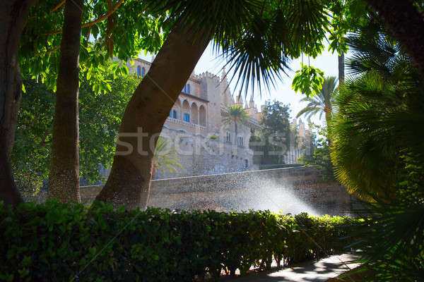 Palma de Mallorca City Stock photo © artjazz