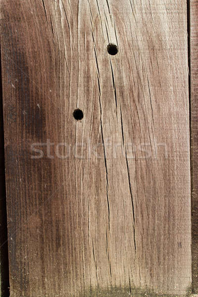 old wooden texture Stock photo © artjazz