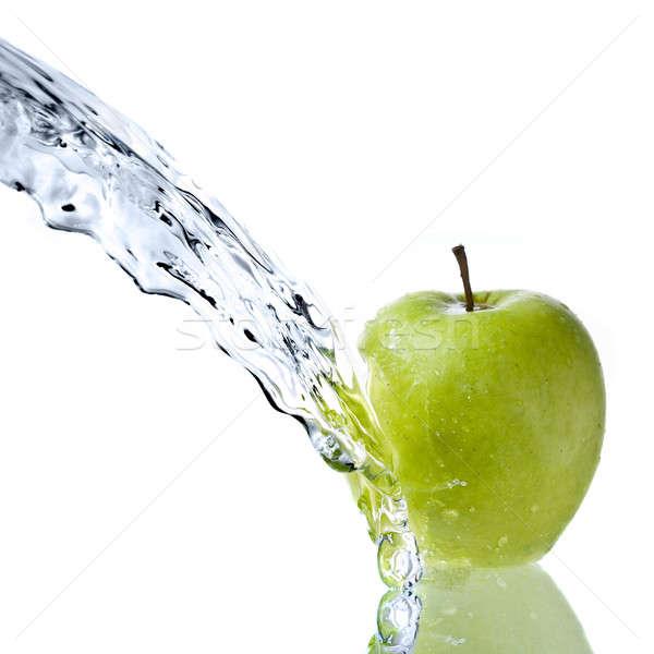 Nem leírás víz étel természet fény Stock fotó © artjazz