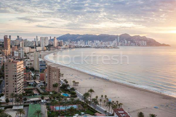 Palm beach benidorm 4 испания коста бланка недвижимость