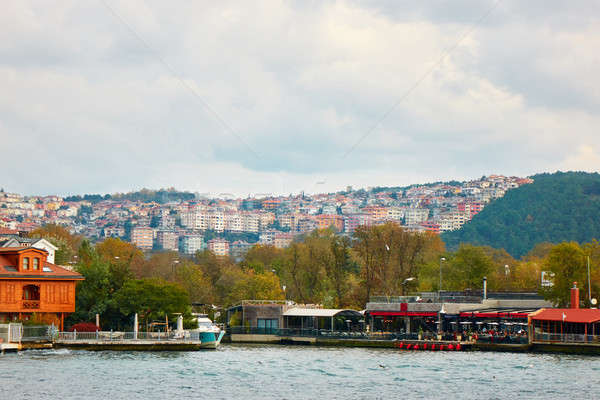 Stock photo: Istanbul the capital of Turkey, eastern tourist city.