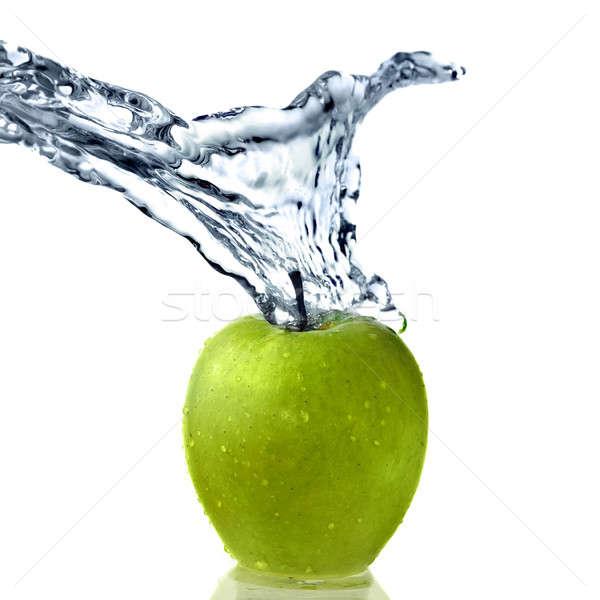 Geen beschrijving water voedsel natuur licht Stockfoto © artjazz