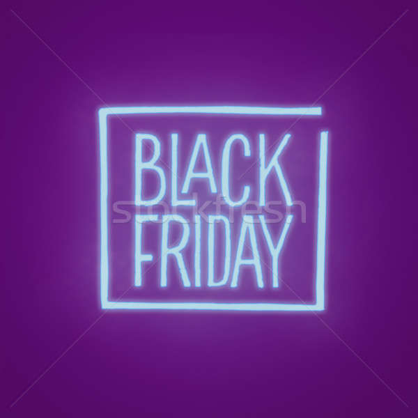 sale black Friday Stock photo © artjazz