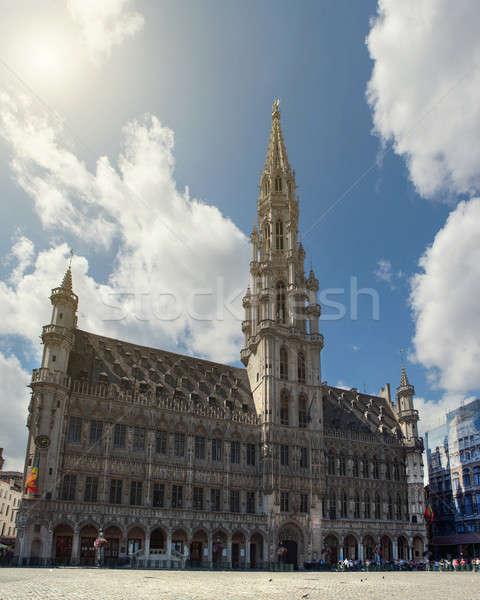 Grand Place, Brussels Stock photo © artjazz