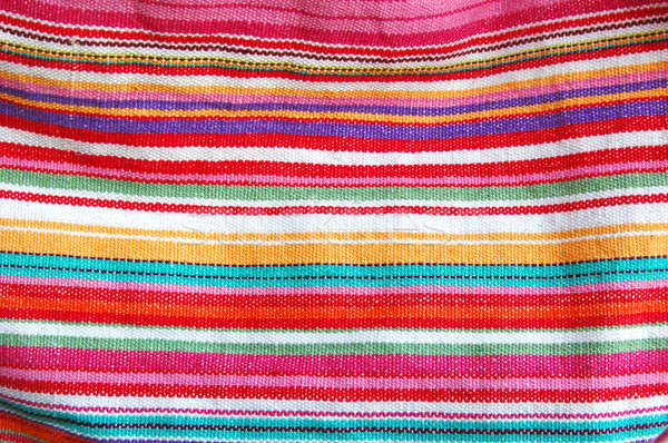 color stripped cloth texture Stock photo © artjazz