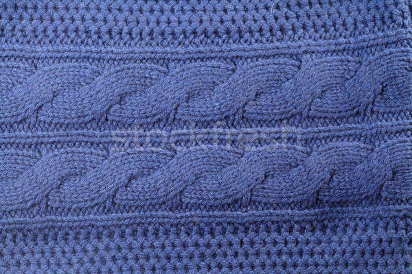 knitted sweater texture background Stock photo © artjazz
