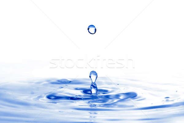 Nem leírás víz terv háttér űr Stock fotó © artjazz
