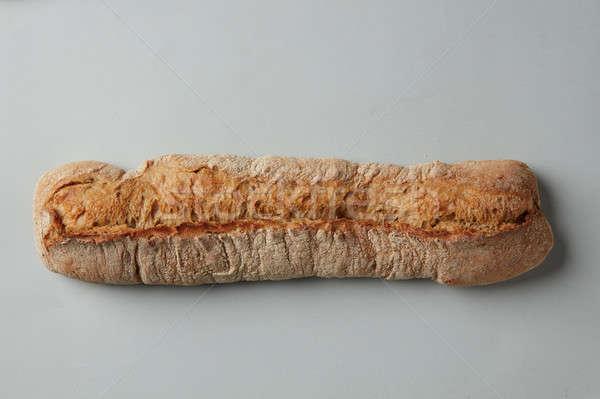 traditional french bread Stock photo © artjazz