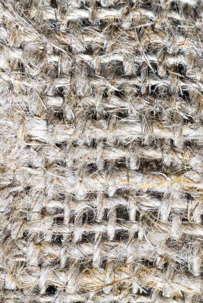 макроса брезент текстуры моде аннотация шаблон Сток-фото © artjazz