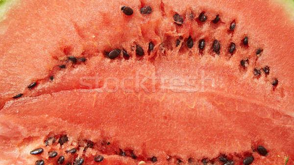 Gustoso anguria fresche rosso alimentare Foto d'archivio © artjazz