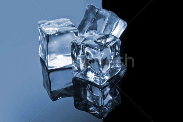 ice cubes Stock photo © artjazz
