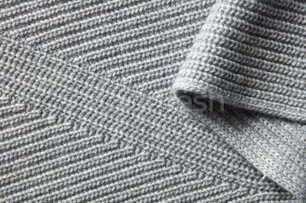 Background of the knitted fabric Stock photo © artjazz