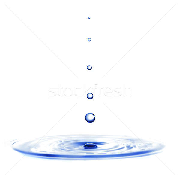 Zdjęcia stock: Nie · opis · wody · projektu · tle · przestrzeni