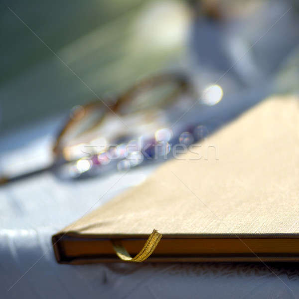 wedding book Stock photo © artjazz