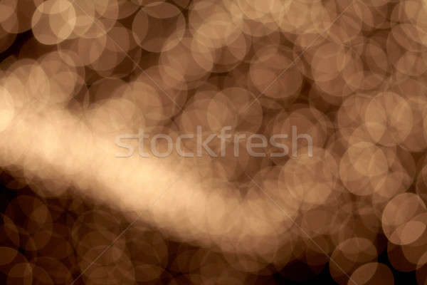 festive blurred bokeh background Stock photo © artjazz