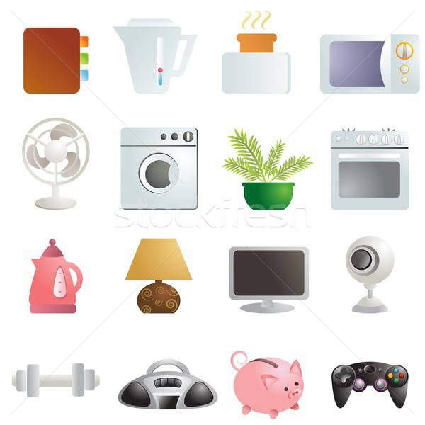 Objects Stock photo © Artlover