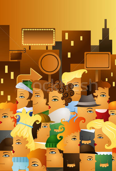 High street Stock photo © Artlover