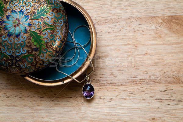 Jewelry box Stock photo © Artlover