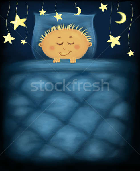 Nighty night Stock photo © Artlover