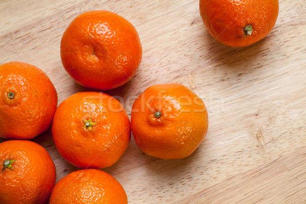 Tangerines Stock photo © Artlover