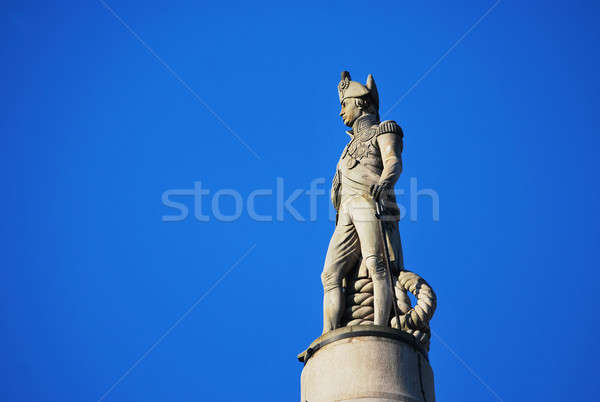 Admiral Nelson Stock photo © Artlover