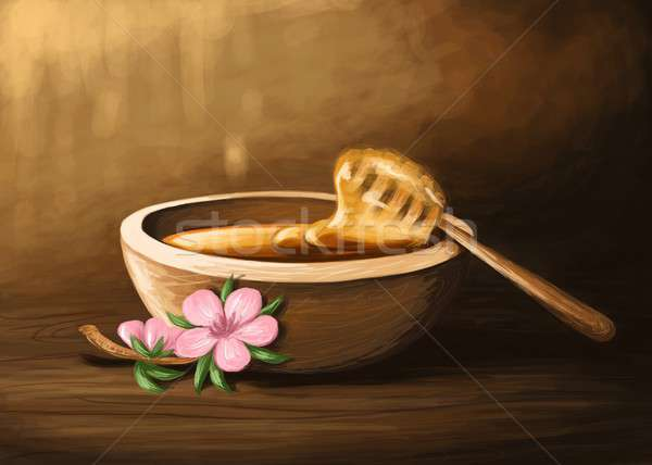 Manuka Honey Stock photo © Artlover