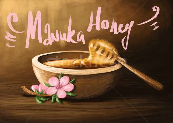 Manuka Honey 1 Stock photo © Artlover