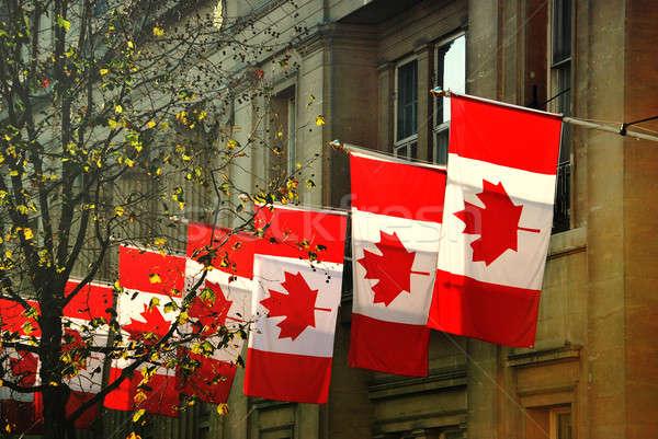 Canada House Stock photo © Artlover