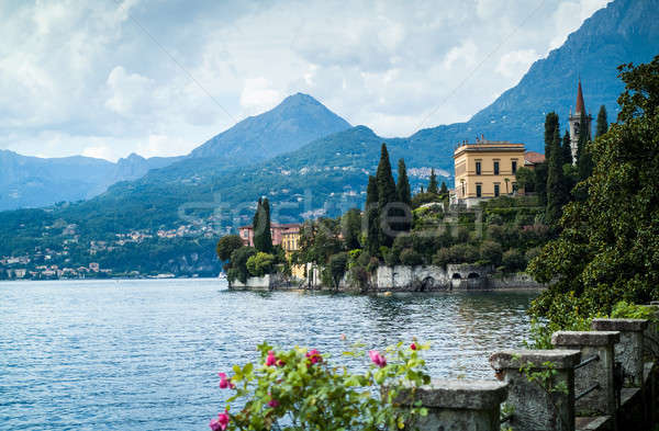 View from Villa Monastero Stock photo © Artlover