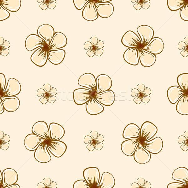 Tropical seamless pattern Stock photo © Artspace