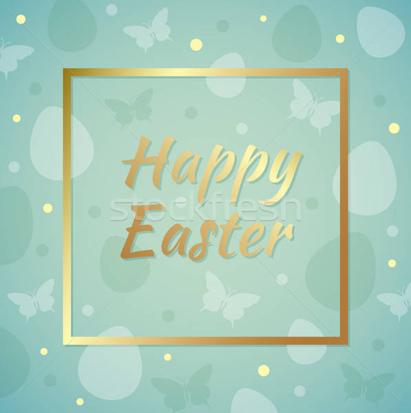 Easter background Stock photo © Artspace