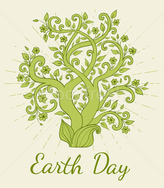 Earth Day background Stock photo © Artspace