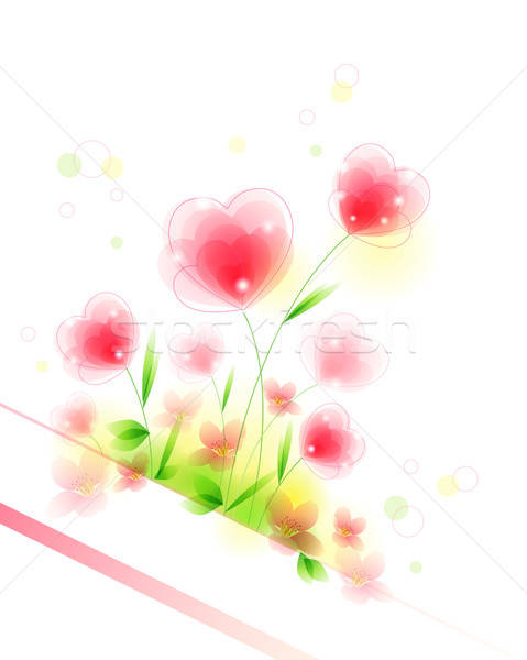 floral background Stock photo © Artspace