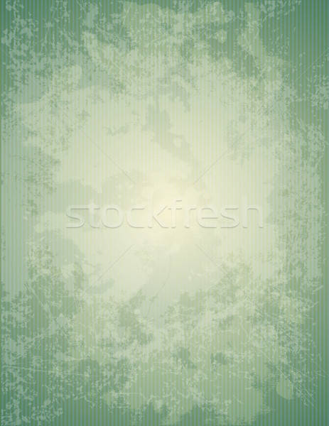 Green old paper texture Stock photo © Artspace