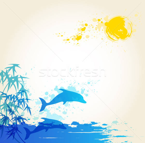 Summer background Stock photo © Artspace