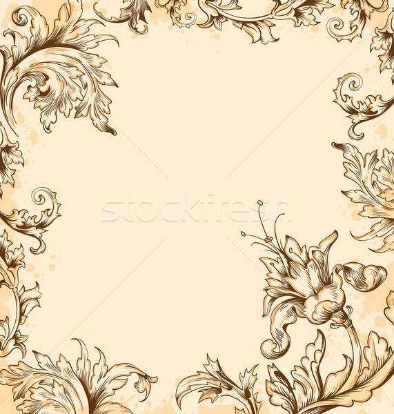 Victorian background Stock photo © Artspace
