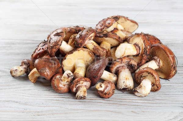 食用 キノコ 木製 食品 森林 ストックフォト © Artspace