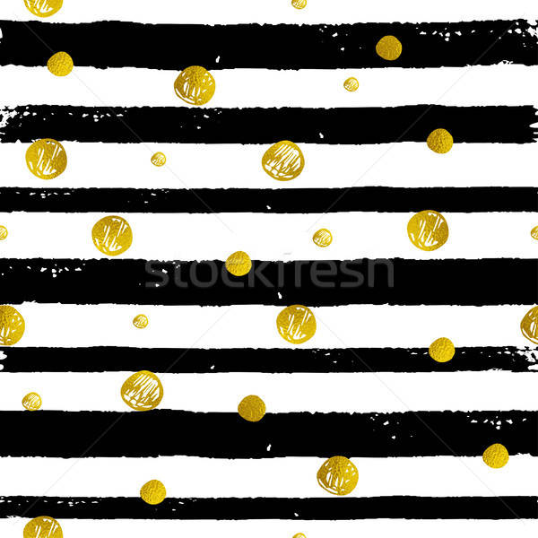 Abstract striped seamless pattern Stock photo © Artspace