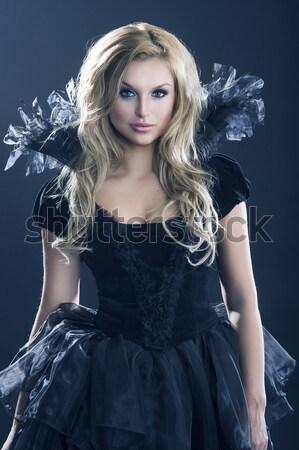 ストックフォト: セクシー · 若い女の子 · ダンス · ファッション · ボディ · モデル