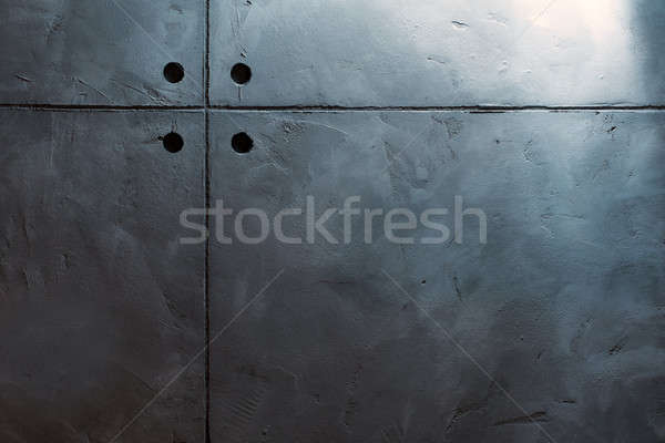 Grungy and smooth bare concrete wall. Stock photo © arturkurjan