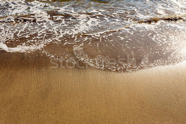 Plaj bali Endonezya rüya kum ada Stok fotoğraf © artush