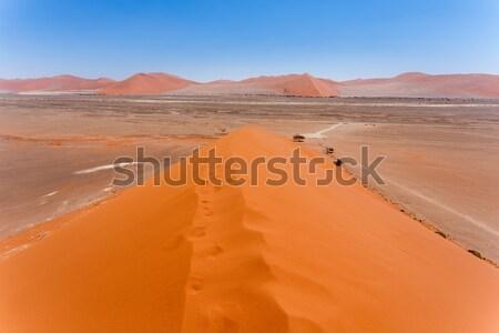 дюна Намибия мнение Top лучший место Сток-фото © artush