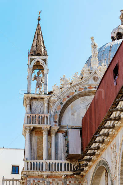 Cathedral of San Marco Venice, Italy  Stock photo © artush