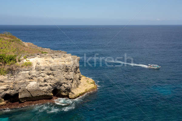 coastline at Nusa Penida island  Stock photo © artush